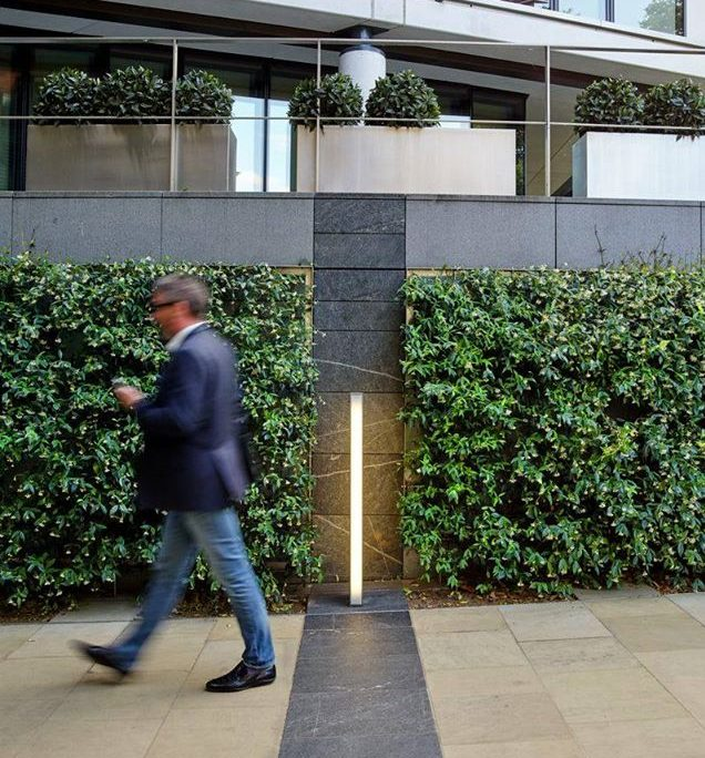 Jakob Rope Systems Green Wall One Hyde Park
