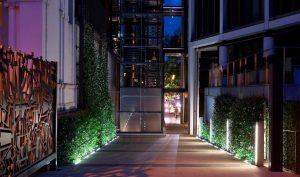 Green (Living Wall One Hyde Park London
