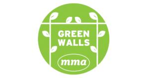 Green Walls Logo