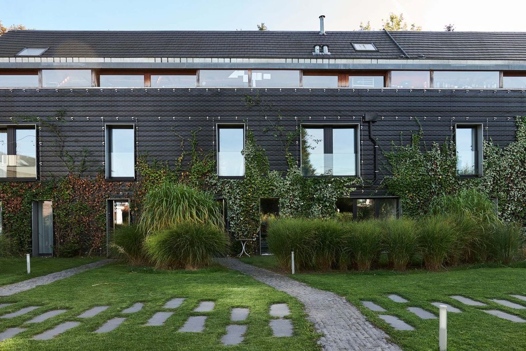 Residential Living Wall Jakob Webnet