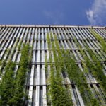 Sihl City Growing Greenwall